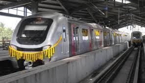 मुंबई मेट्रो सेवा पूर्ववत चालू होणार….
