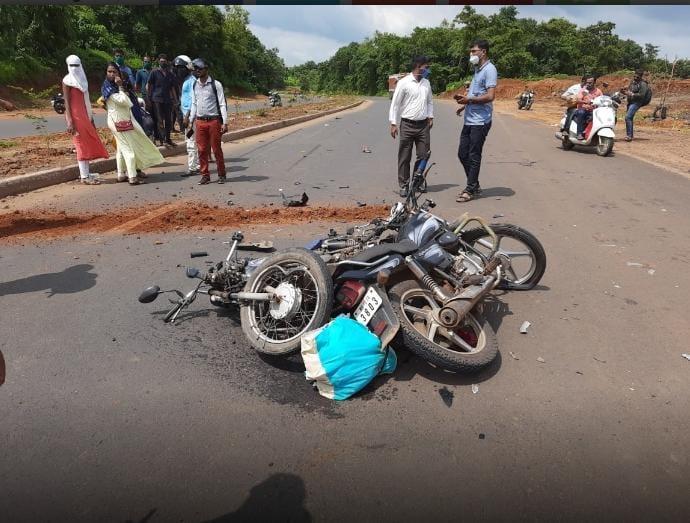 अपघातात तीन जणांचा मृत्यु, तर एक गंभीर जखमी