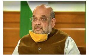 गृहमंत्री अमित शहा मध्यरात्री एम्स रुग्णायात झाले दाखल.