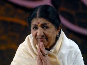 भारताच्या गाणं कोकिळा भारतरत्न लता मंगेशकर यांचा आज वाढदिवस…..