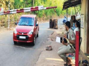 गोव्यातून महाराष्ट्रात आता विनाअट प्रवेश… सुरु :