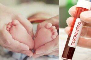 वैभववाडीत एक दिवसाच बाळ कोरोना पाँझिटिव्ह