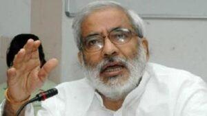 माजी केंद्रीय मंत्री आणि राष्ट्रीय जनता दलाचे ज्येष्ठ नेते डॉ. रघुवंश प्रसाद सिंह यांचे निधन