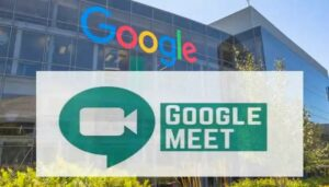 व्हिडीओ काॅन्फरन्सिंग अॅप 'गूगल मीट' संदर्भात गूगलचा मोठा निर्णय…
