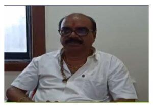 वेंगुर्लेतील सामाजिक कार्यकर्ते एम.के.गावडे कोरोना पॉझिटिव्ह…