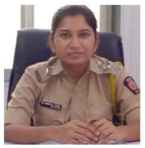 अवैद्य धंद्यांची माहिती द्या, :पोलीस अधिकारी डॉ.रोहिणी सोळंके.
