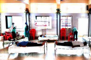 संत निरंकारी चॅरिटेबल फाउंडेशन रक्तदान शिबिरामध्ये केले ३७ जणांनी रक्तदान….