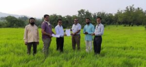 नापणेत ऊस संशोधन केंद्र उभारणीचा मार्ग सुकर कोकण कृषी विद्यापीठाकडे जमिनीचा ताबा