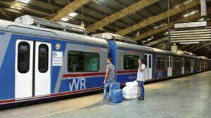 डब्ल्यूआर वातानुकूलित लोकल ट्रेन (WR Air -Conditioned Local Train) सेवा पुन्हा सुरू होणार