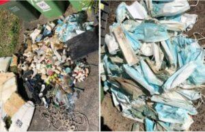 देशात गेल्या ४ महिन्यांत तब्बल १८ हजार टन कोरोना जैववैद्यकीय कचरा!!!!!