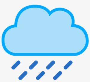 दोडामार्गात 7.00 तर कुडाळ तालुक्यात 0.50 मि.मी. पाऊस..