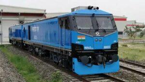 भारतीय स्वदेशी बनावटीची दोन वेगवान रेल्वे इंजिने सज्ज; चाचण्या यशस्वी