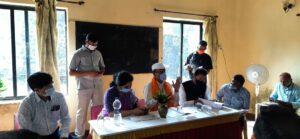 कबुलायतदार गावकऱ्यांचे प्रश्न तातडीने मार्गी लावू….