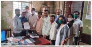 Read more about the article एस. टी. कर्मचाऱ्यांचे वेतन न दिल्यास भारतीय जनता पार्टी तर्फे आंदोलनाचा इशारा….