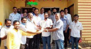 भारतीय जनता युवा मोर्चा कणकवली तालुका शहर मंडल, फोंडा शहर अध्यक्षपदी साहिल सुदन बांदिवडेकर यांची निवड…