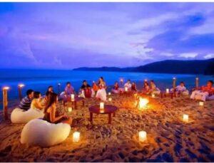 नववर्ष स्वागतासाठी पर्यटकांची गोव्यात गर्दी तर होणारच….