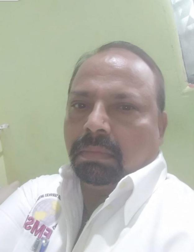 कणकवली उपजिल्हा रुग्णालयाचे वैद्यकीय अधीक्षक डॉ. सहदेव पाटील यांना ब्रेन हॅमरेज