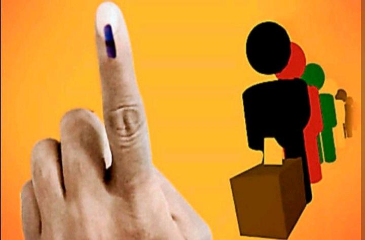 भिरवंडेत ६०१ तर तोंडवली बावशीमध्ये ९२२ मतदारांनी दुपारी साडेतीन वाजेपर्यंत बजावला मतदानाचा हक्क