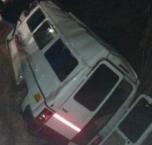 इन्सुली येथील भीषण अपघातात बेंगलूर येथील पर्यटक जागीच ठार