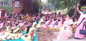 """आज ४ जानेवारीपासून महाराष्ट्रभर """"मागणी दिन"""" आंदोलन सुरू.."""