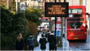 आपत्कालीन स्थितीची घोषणा; लंडनमध्ये कोरूना नियंत्रणाबाहेर