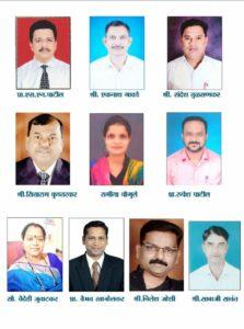 ग्राहक पंचायत महाराष्ट्रची सिंधुदुर्ग जिल्हा कार्यकारिणी जाहीर