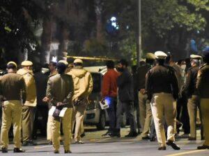 Delhi Blast; राजधानीत स्पोटाने माजवली खळबळ