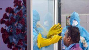 देशात कोरोना रुग्णांच्या संख्येत प्रचंड घट