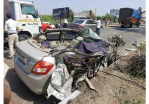 काल झालेल्या कराड जवळील वहागाव गावात कार अपघातातील मयत वेंगुर्ले, कुडाळ, मालवण, वैभववाडी तालुक्यातील