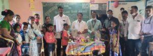 शिडवणे शाळेतील शिक्षकांचे काम कौतुकास्पद – रवींद्र जठार