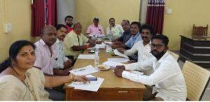 सावंतवाडीच्या संजय गांधी निराधार योजनेच्या बैठकीत १३३ प्रकरणांना मंजूरी…