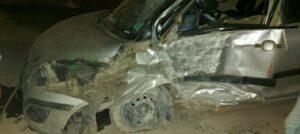 गोवा-तोरसे येथे पर्यटकांच्या कारला अपघात, एक गंभीर…