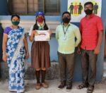 सिंधुदुर्ग विद्यानिकेतन इंग्लिश मिडीयम स्कूलची विद्यार्थिनी कुमारी सानिया हिचे रायफल शुटिंग स्पर्धेत यश