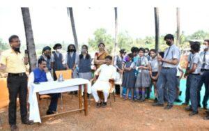 बॅ. नाथ पै सेंट्रल स्कूल कुडाळमध्ये आगळ्यावेगळ्या पद्धतीने विज्ञान दिन साजरा…