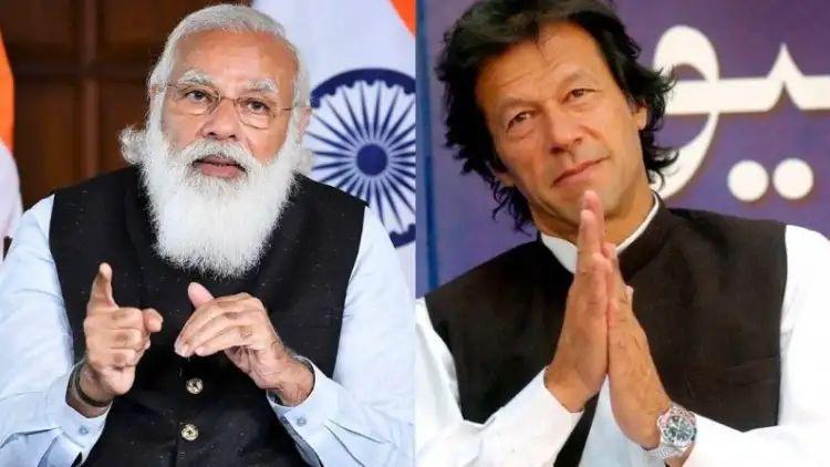 पाकचे पंतप्रधान  इम्रान यांनी मोदींच्या पत्राला दिली उत्तर; काश्मीरवर म्हणतात.