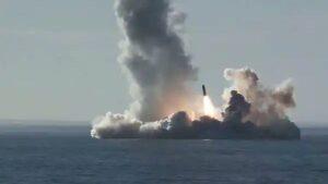 अमेरिकीसोबतचा वाढता तणाव! जपानी समुद्रात डागले क्षेपणास्त्र; रशियाने आपली युद्ध सज्जता वाढवली