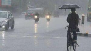 मध्य महाराष्ट्रासह विदर्भात येत्या दोन दिवसात पाऊस