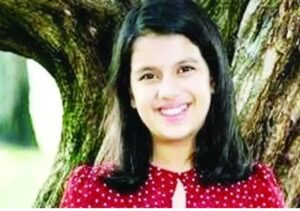१० वर्षांच्या मुलीनं केला विश्वविक्रम!