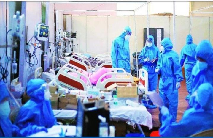 डॉक्टरसहित 8 रुग्णांचा गेला जीव..