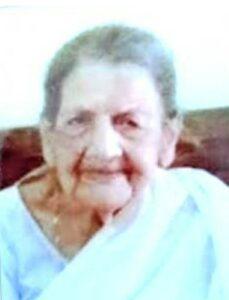 समाजवादी विचारसरणीच्या शतायुषी आजी प्रेमाबाई वाळके अनंतात विलीन