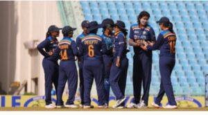 भारतीय महिला क्रिकेट संघाची घोषणा इंग्लंड दौऱ्यासाठी…