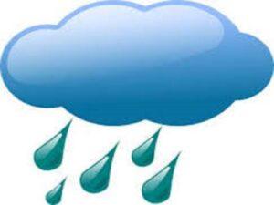 जिल्ह्यात गेल्या 24 तासात सरासरी 0.22 मि.मी. एकूण 1.8मि.मी. पाऊस