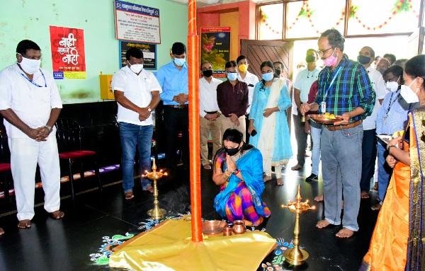 '…गर्जतो महाराष्ट्र माझा' अन पोवाड्यात शिवस्वराज्य दिन उत्साहात
