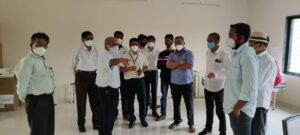 Read more about the article सिंधुदुर्ग मुख्यालयात 16 जूनला कोविड सेंटरचे उद्घाटन