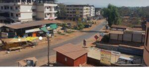 साटेली-भेडशी बाजारपेठ बंदला उत्स्फूर्त प्रतिसाद