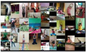 व्ही. एन. नाबर इंग्लिश मिडीयम  शाळेचा नाविन्यपूर्ण उपक्रम