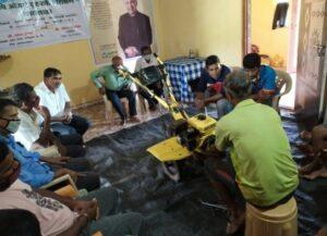 तरुणांनी शेतीकडे अधिक लक्ष देणे गरजेचे – महेश संसारे