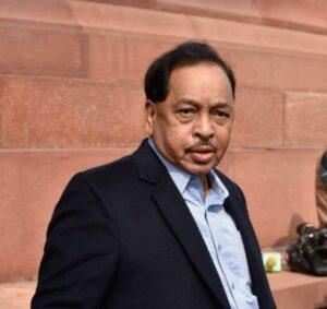 नारायण राणे देशाचे लघु आणि मध्यम उद्योग मंत्री