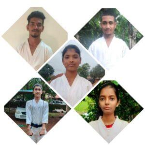 मुंबई महापौर चषक कराटे- काता स्पर्धेत सिंधुदुर्गातील रोहन राठोड व कु.सानिका मारकड ला विजेतेपद