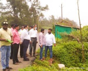Read more about the article मालवण-तळाशिल गावाला समुद्र गिळंकृत करण्याचा धोका